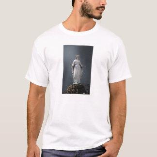 Jungfrau Mary, Kirche, Religion, saintly, Statue, T-Shirt