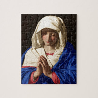 Jungfrau Mary Puzzle