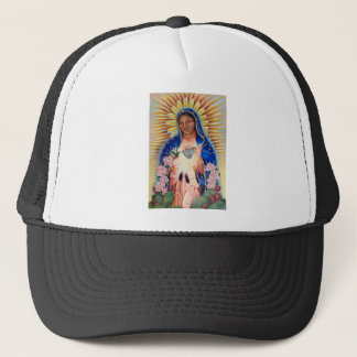 Jungfrau Mary - unsere Dame Of Guadalupe Truckerkappe