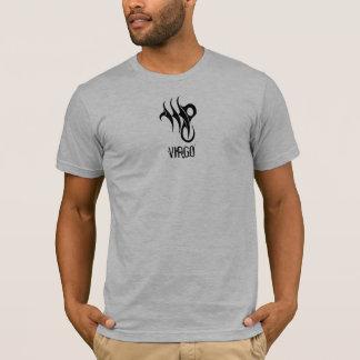 JUNGFRAU Stammes- Tierkreis T-Shirt