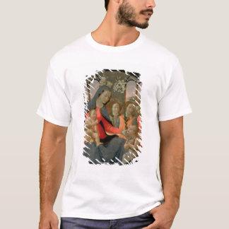 Jungfrau und Kind mit Johannes der Baptist T-Shirt