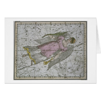 """Jungfrau, von """"einem himmlischen Atlas"""", Kneipe. Karte"""