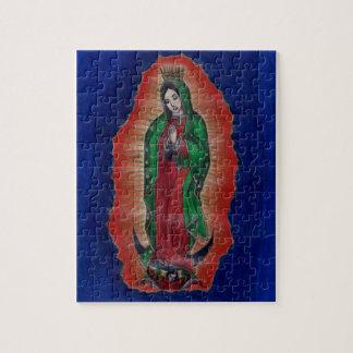 Jungfrau von Guadalupe Puzzle