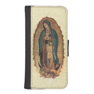 Jungfrau von Guadalupe, unsere Dame I Phone 5 Portmonee