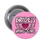 Junggeselinnen-Abschied das Flügel-Mädchen der Bra