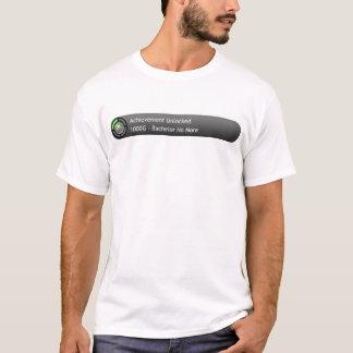 Junggeselle nicht mehr Leistung T-Shirt
