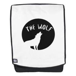 Junggeselle-Party-Geschenk für den Wolf Männer Rucksack