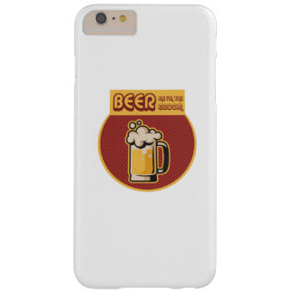 Junggeselle-Party lustiges BIER ICH IM der Barely There iPhone 6 Plus Hülle