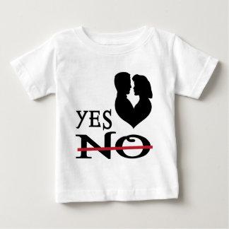 junggesellenabschied / hochzeit baby t-shirt