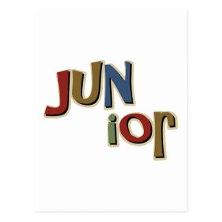 Junior Postkarte