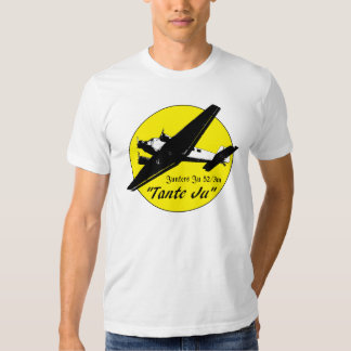 Junkers Ju 52 Shirts