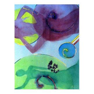 Juno Postkarte
