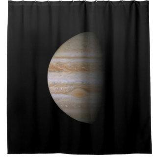 Jupiter-Duschvorhang Duschvorhang