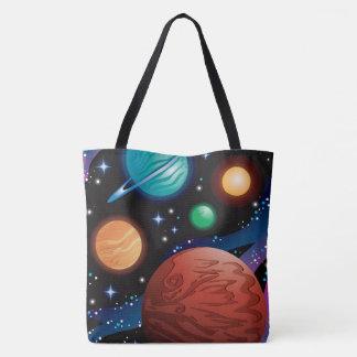 Jupiter- u. Mars-Taschen-Tasche Tasche