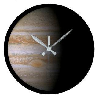 Jupiter-Uhr Große Wanduhr