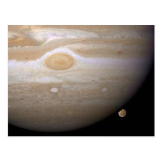 Jupiter und Ganymede Postkarten