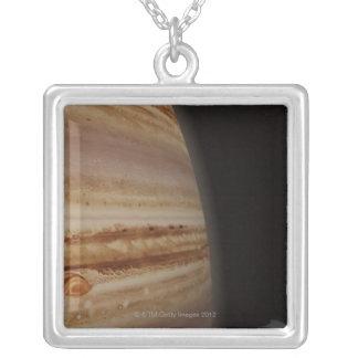 Jupiter Versilberte Kette