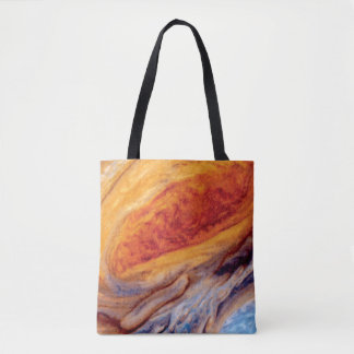 Jupiters große rote Stelle - die NASAvoyager-Foto Tasche