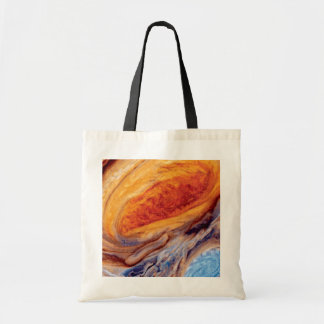Jupiters große rote Stelle - die NASAvoyager-Foto Tragetasche
