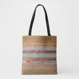 Jupiters wiederverwendbare Tasche Oberflächen-|