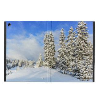 Jura-Berg im Winter, die Schweiz
