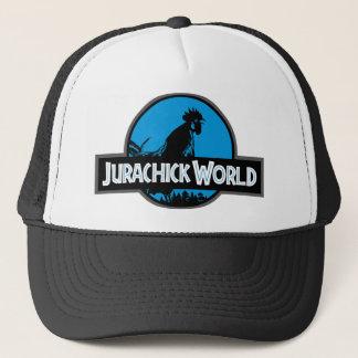 Jurachick Welt - der Korb ist offen Truckerkappe