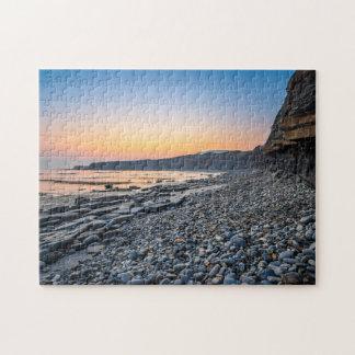 Juraküstenlinie Puzzle
