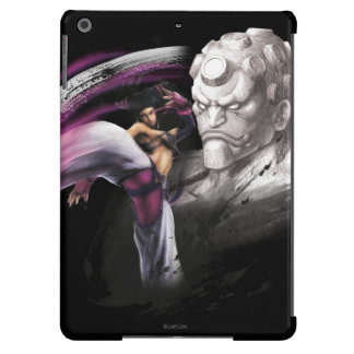 Juri gegen Hakan iPad Air Hülle