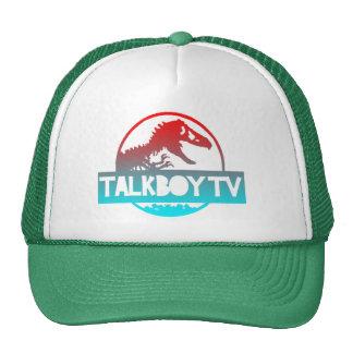 Jurrasic Fernsehen Trucker Cap