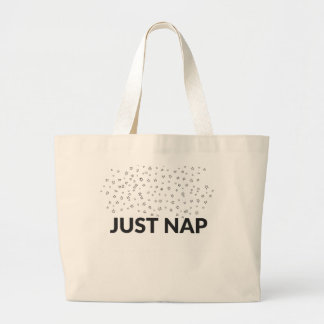 Just nap bag jumbo stoffbeutel