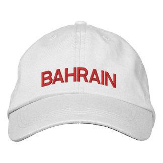 Justierbarer Hut Bahrains Bestickte Caps