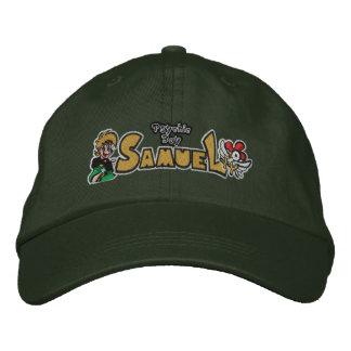Justierbarer Hut psychischer Jungen-Samuel Bestickte Kappen