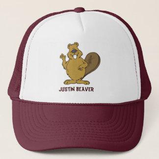 Justin-Biber-Fernlastfahrer-Hut Truckerkappe