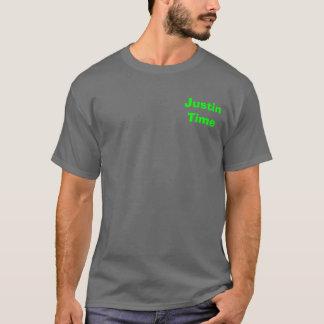 Justin-Zeit T-Shirt