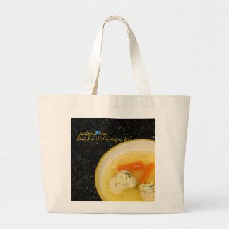 Justopia.com-Markt-Tasche Jumbo Stoffbeutel