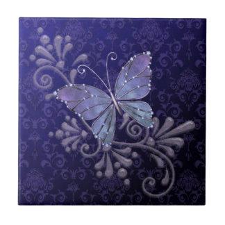 Juwel-Schmetterling Fliese