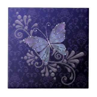 Juwel-Schmetterling Kleine Quadratische Fliese