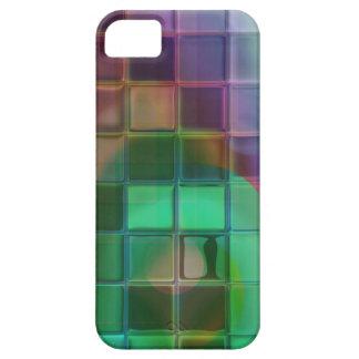 Juwel-Ton quadriert kundenspezifische iPhone 5 Etuis