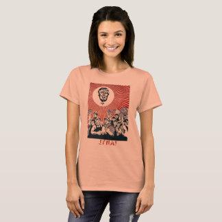 Jyna weil China! Der T - Shirt der Frauen
