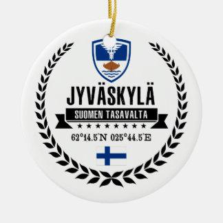 Jyväskylä Keramik Ornament