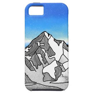 K2 Berg Godwin-Austen Chhogori iPhone 5 Etui