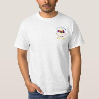 K9 SAR vertrauen wir unseren Hunden T-Shirt