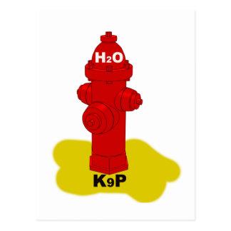 k9p postkarte
