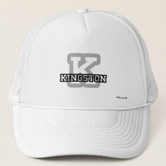 K ist für Kingston Truckerkappe