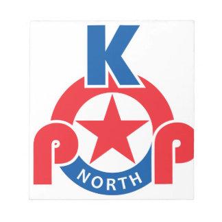 K-Pop - Nordausgabe Notizblock