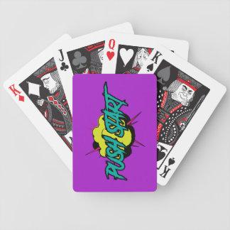 KA-BOOM Stoß-Anfangsspielkarten Bicycle Spielkarten