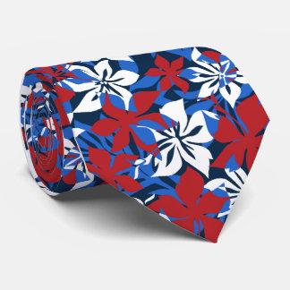 Kaanapali Camouflage-Hawaiianer-Hibiskus Krawatten