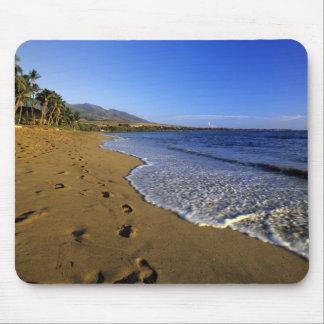 Kaanapali Strand, Maui, Hawaii, USA Mousepads