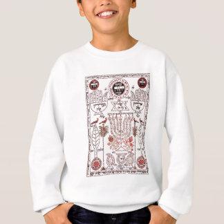 Kabbalah Entwurf Sweatshirt