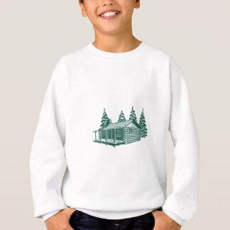 Kabine im Holz… Sweatshirt